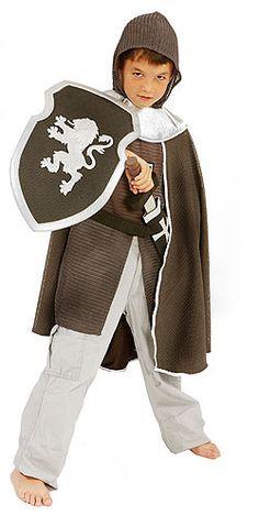 Disfraz para niños de Caballero Cruzado