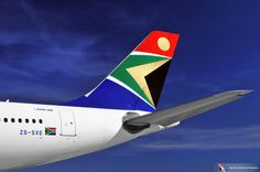 Wing-derful National Airlines, Airline Logo, Airplanes, South Africa, This Is Us, African, Planes, Aircraft, Plane