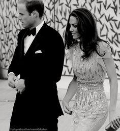 Kate Middleton at the ARK Gala.