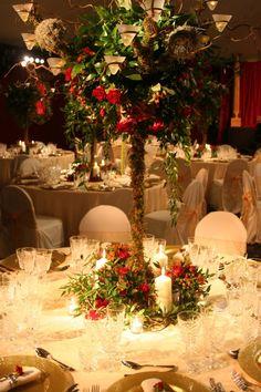 Winter Wedding at Prestonfield House, Edinburgh.