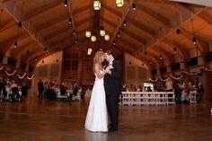 Dance in Conference Center #WeddingVenue #Wedding #LoughridgeWeddings