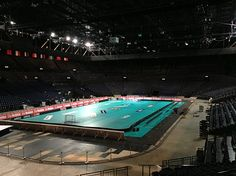 Hallenstadion Zürich #IBVM12 #WFC2012 #innebandy #floorball Ibm, Honda, Basketball Court, Inspiration, Biblical Inspiration, Inspirational, Inhalation