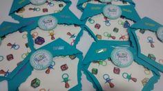 Tarjetas baby showers