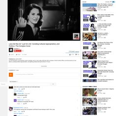 """Lana Del Rey On """"Lust for Life,"""" Avoiding Cultural Appropriation, and Politics 