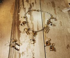 Industrial Inspired Chic Gizmos and Gears Necklace. See more at: http://www.beadelish.com. Use code Pinterest20 to save 20% through 01/31/17!!