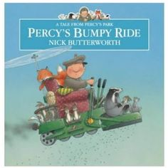 Tales From Percy's Park - Percy's Bumpy Ride