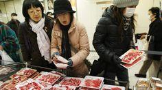 83. In the following days, distribution of beef from Iwate and Togichi is also forbidden. The ban is cancelled on 25th July for the three prefectures. / En días sucesivos, se prohíbe la distribución de carne vacuna de Iwate y Togichi. La prohibición se levanta el día 25 para las tres prefecturas.