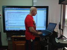 Teaching an online CCNA bootcamp!