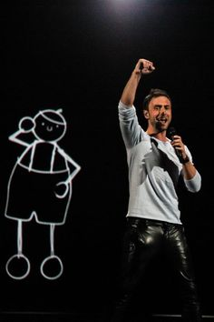 Måns Zelmerlöw, the biggest hero ♥