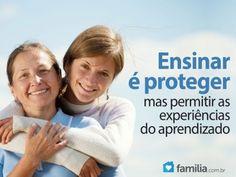 Familia.com.br | Como posso #lidar com o #excesso de #cuidados de minha #mãe. #Maternidade #Amor