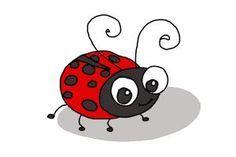 How to draw a ladybug - Buscar con Google