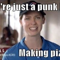 Horrible attempt at a meme but this line in this commercial cracks me up EVERY time. I don't know why