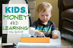 Teaching kids about money using technology