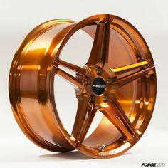 The new one piece forged monoblock Forgeline SC1 finished in Transparent Copper. See more (including sizes and pricing) at: http://www.forgeline.com/products/one-piece-monoblock/sc1.html  #Forgeline #forged #monoblock #SC1 #notjustanotherprettywheel