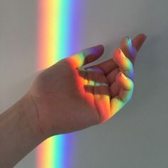 Find images and videos about aesthetic, hand and rainbow on We Heart It - the app to get lost in what you love. Gay Aesthetic, Aesthetic Collage, Aesthetic Vintage, Aesthetic Photo, Aesthetic Pictures, Aesthetic Pastel Wallpaper, Aesthetic Backgrounds, Aesthetic Wallpapers, Rainbow Wallpaper