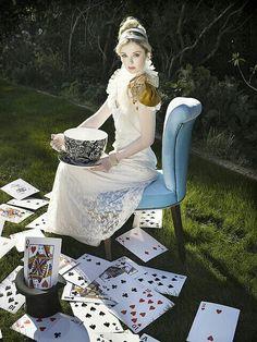 Alice in Wonderland inspiration