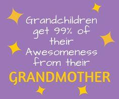 39 Best grandma sayings images | Grandma sayings, Grandchildren
