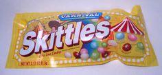 Carnival Skittles Package