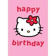 Hello Kitty Happy Birthday Google Greetings Bday Wishes Greeting