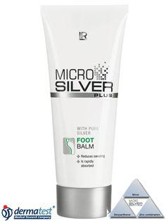 Microsilver Plus Foot Balm. - Microsilver Plus. Aloe Vera, Hand Cream, The Balm, Personal Care, Pure Products, Fri, Health, Self Care, Health Care