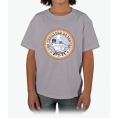 Uss Theodore Roosevelt Shirt Young T-Shirt
