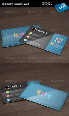 - Fully Layered PSD files- Fully Customizable and Editable - inches - 300 dpi & CMYK- Bleed and Guides - Free Font: Nexa bold Minimalist Business Cards, Unique Business Cards, Business Card Design, Corporate Business, Letterpress Business Cards, Print Templates, Logo Branding, Service Design, Minimalism