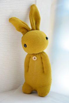Sock Domy Rabbit: