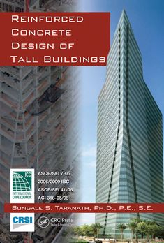 An exploration of the world of concrete as it applies to the construction of buildings, Reinforced Concrete Design of Tall Buildings provides a practical perspective on all aspects of reinforced co… World Of Concrete, Reinforced Concrete, Concrete Design, Civil Engineering, Cement, Civilization, Skyscraper, Multi Story Building, Construction