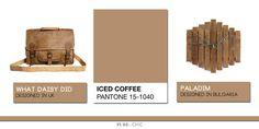 Iced Coffee Pantone 2016