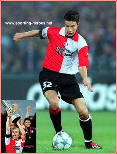 Robin van Persie during his Feyenoord period.