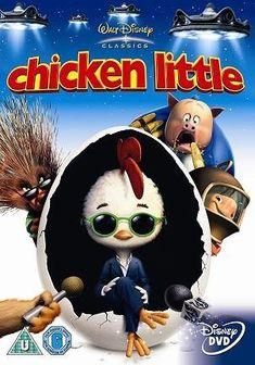 Chicken Little [DVD] [2005]: Amazon.co.uk: Film & TV