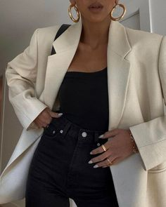 Classy Outfits, Trendy Outfits, Fall Outfits, Cute Outfits, Fashion Outfits, Womens Fashion, Work Outfits, Look Fashion, Autumn Fashion