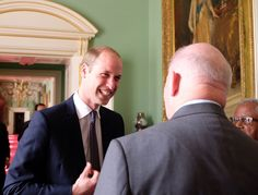 "Kensington Palace on Twitter: ""Yesterday The Duke welcomed the Governors-General to #BuckinghamPalace, ahead of #Queenat90 celebrations"