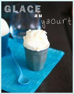 Glace au yaourt On mange sans gluten by Perrine