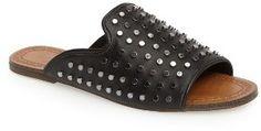 Women's Jessica Simpson Kloe Studded Slide Sandal