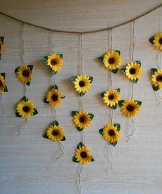 Super ideas for bridal shower backdrop sunflower Bridal Shower Backdrop, Bridal Shower Rustic, Bridal Shower Decorations, Rustic Wedding, Wedding Table, Trendy Wedding, Wedding Ideas, Wedding Summer, Wedding House