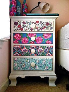 lilly dresser