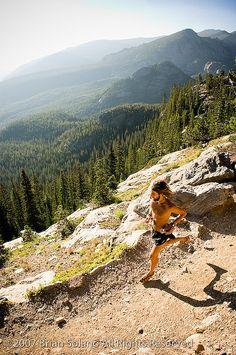 runnersclub: Tony Krupicka- Rocky Mountain National Park