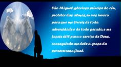 Oração Em honra de São Miguel, São Gabriel e São Rafael