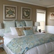 ocean inspired rooms - Google Search