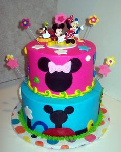 toping pastel minnie mouse - Buscar con Google