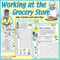 900 Labor Day Careers Jobs Ideas In 2021 Reading Club Printable Puzzles For Kids Printable Puzzles