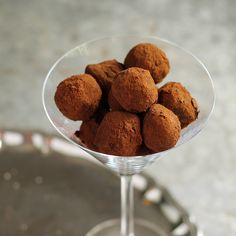 Chocolate truffles look amazingly elegant and can be served for any festive gathering. A while back I discovered boozy truffles and instantly fell …