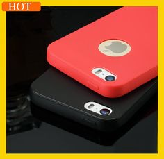 New Fashion Ultra Slim Candy Colorful Case for Apple iphone 5 5S SE Top Quality frosted Soft silicone TPU Back Cover for iphone5 #>=#>=#>=#>=#> Click on the pin to check out discount price, color, size, shipping, etc. Save and like it!