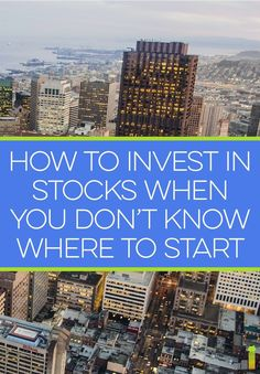 I've worked in the online brokerage industry and seen investors act out of ignorance. Learning how to invest starts with education, and I do my best to cover the basics of investing in stocks here. investing basics, how to invest #personalfinance