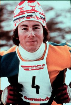 Ingemar Stenmark (born 18 March 1956)