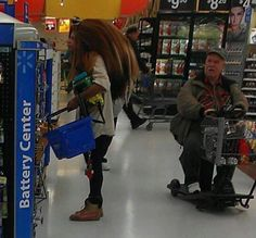 When Did Knuckles Start Shopping At Walmart? - NoWayGirl