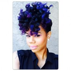 Semi Permanent Hair Dye and Clear Rinses for Natural Hair blackgirllonghair.com