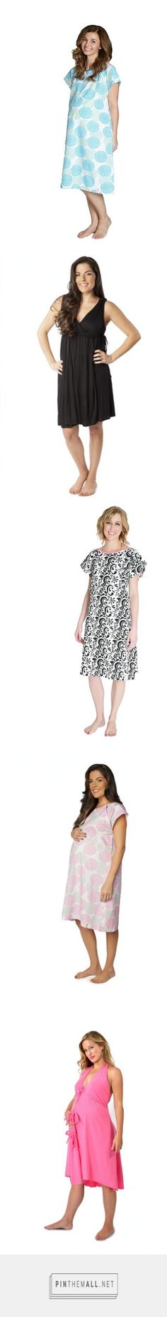 Largest Selection of Labor and Delivery Gowns - Hospital Gowns – Milk & Baby    www.milkandbaby.com