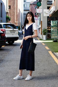 Street Style Kim Seoyong, Seoul